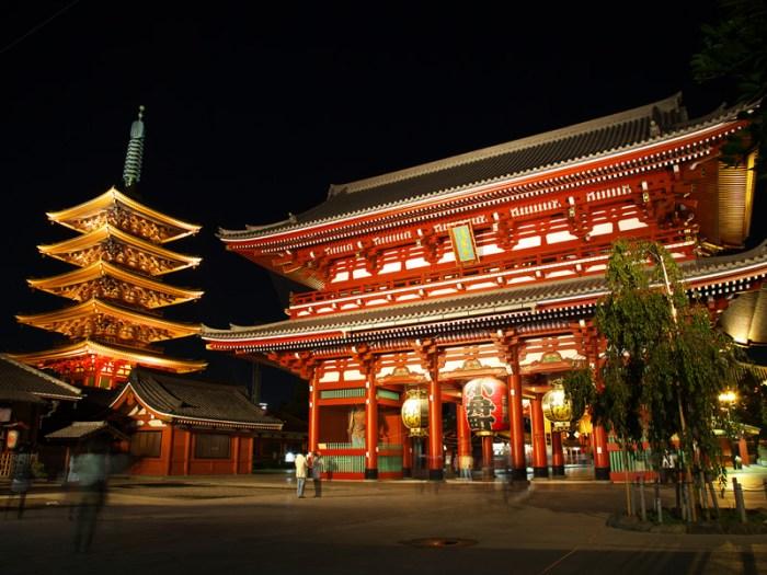 情侶約會何處去?晚上就來「淺草燈籠祭」耍浪漫! | 東京景點筆記