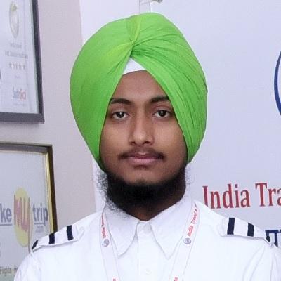 Gurpreet Singh - Travel Business