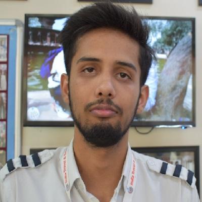 Rachit Sharma  - Oman Air