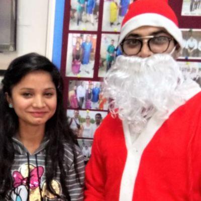 raj-rani-with-santa