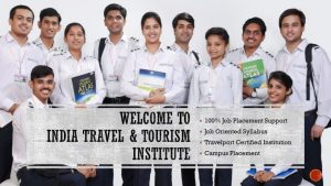 Job Guarantee-travel tourism air ticketing institution