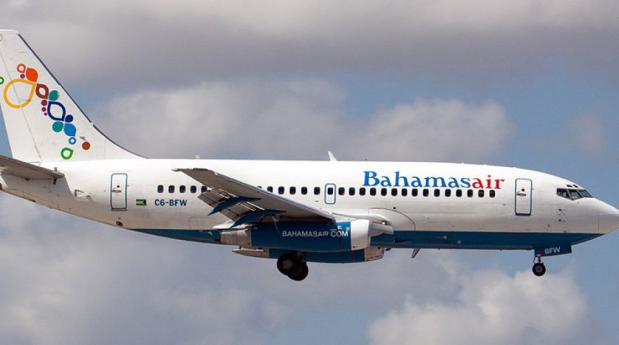 Bahamasair Adds New Houston Connections to Nassau A Bahamasair plane