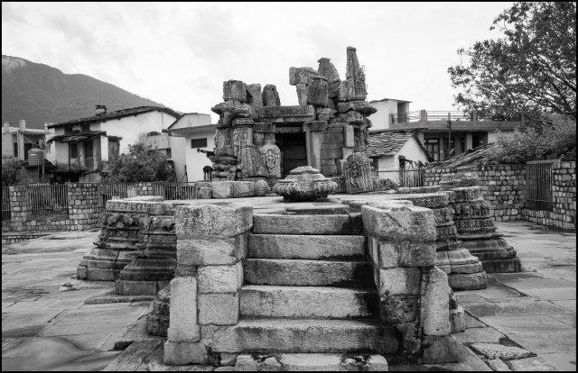 Gurrjar Dev Temple, Dwarahat, Uttarakhand, India