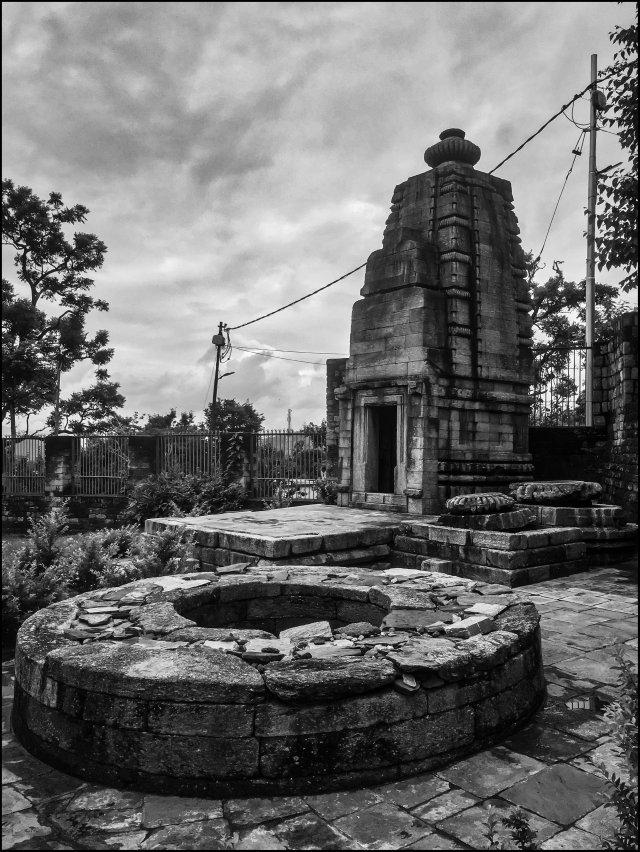 Kacheri Group of Temples, Dwarahat, Uttarakhand, India