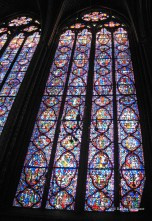 Ste. Chapelle - stained glass (1)