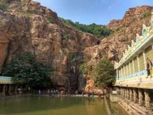 Kapila Teertham near Tirupati Balaji