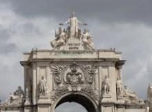 Путешествие в Португалию, Лиссабон