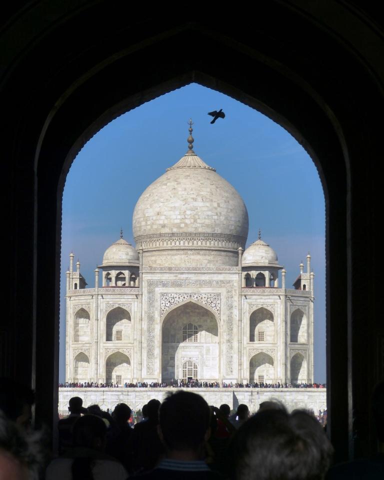 The Beauty of Taj!