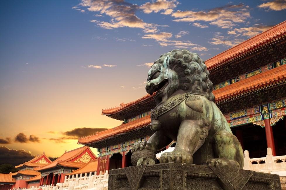 Goedkope vluchten naar Peking