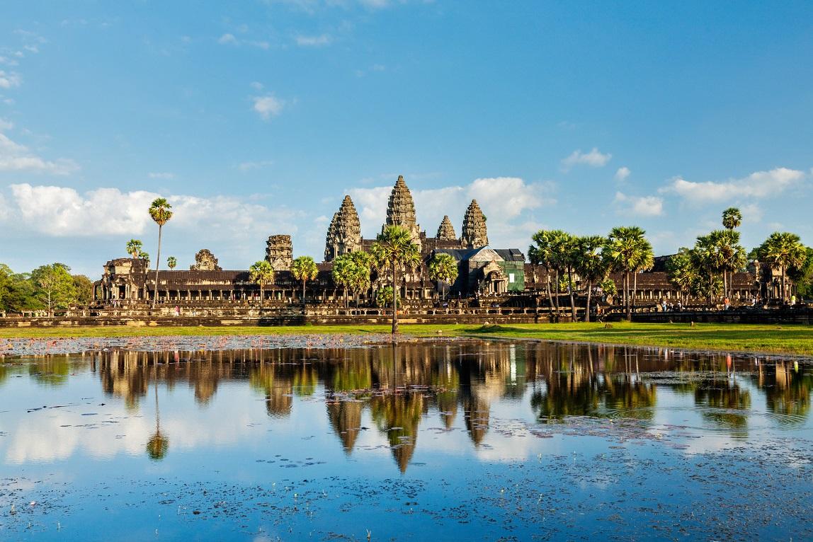 Cambodja is een goedkoop reisland. Bezoek nu de tempels van Angkor Wat in Cambodja!