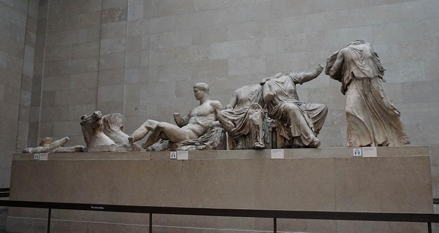 Griekse Oudheid in British Museum in Londen