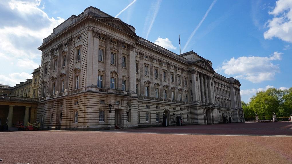 Buckinham Palace in Londen