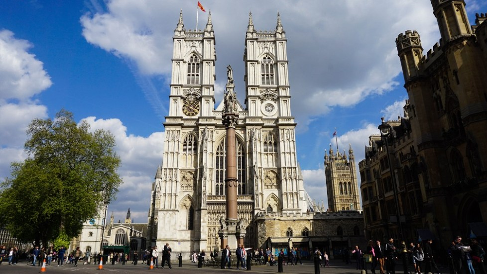 Westminster Abbey in Londen