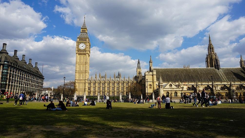 Big Ben in Londen