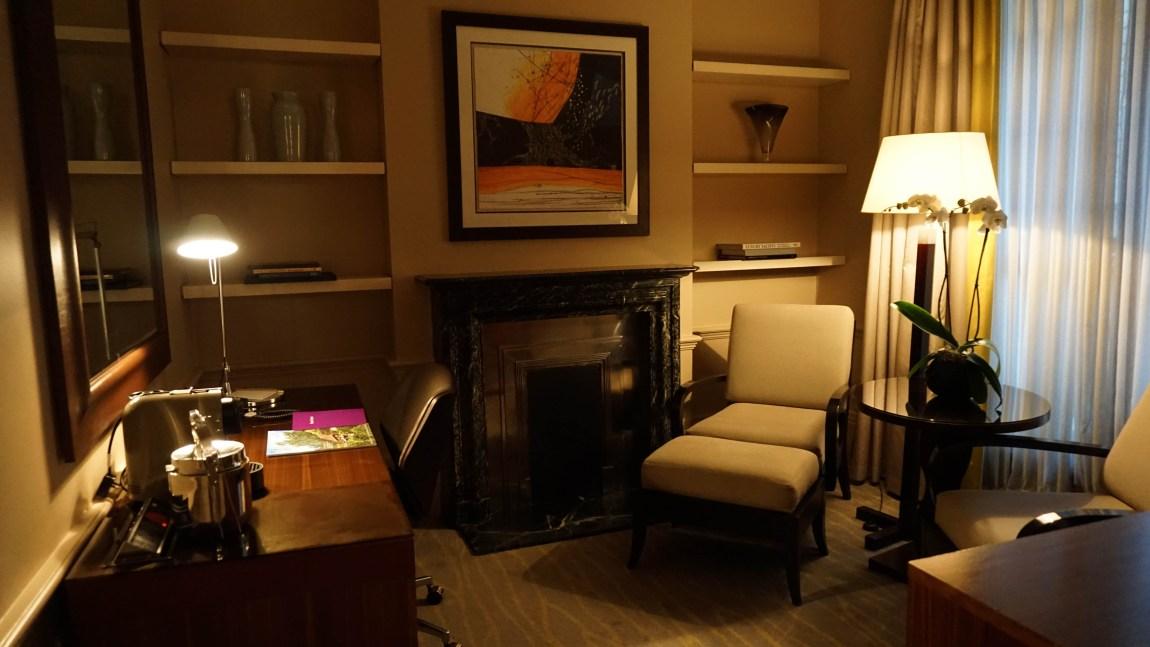 Hillary Suite Threadneedles Hotel by Mariott in Londen
