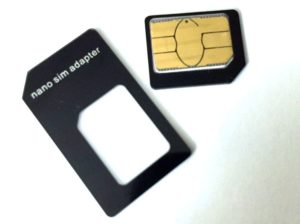 SIM card example