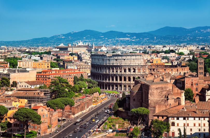 Colosseum, Rome - Italy