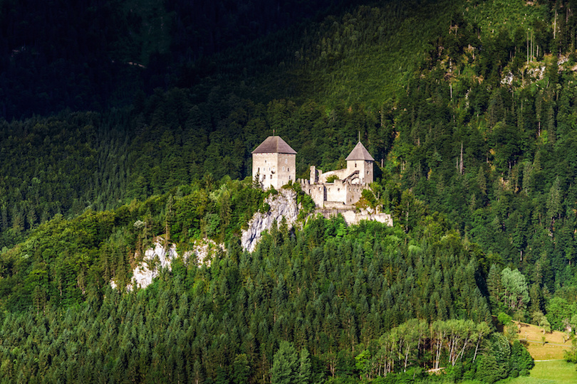 Gallenstein Castle