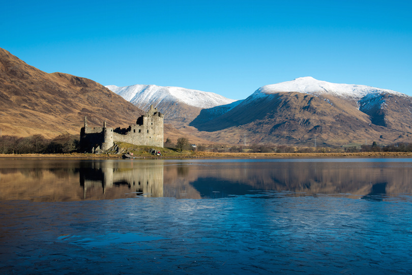 Kilchurn Castle ,Scotland