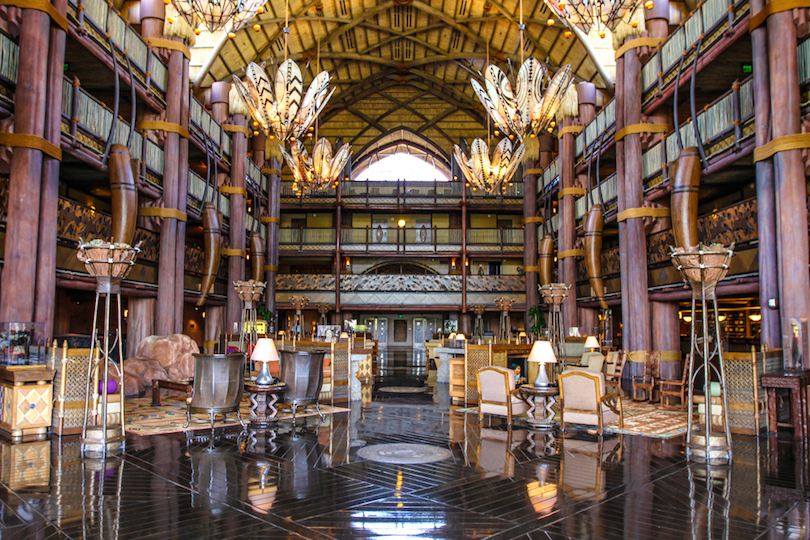 Disneys Animal Kingdom Lodge