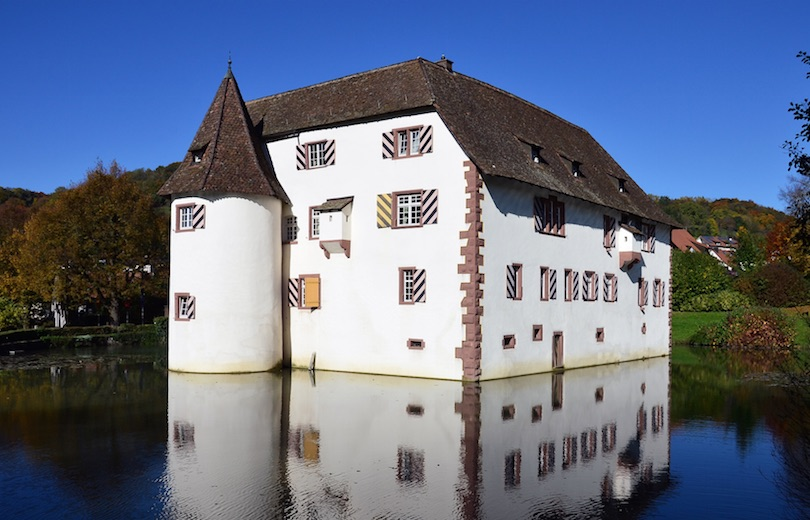 Inzlingen Castle
