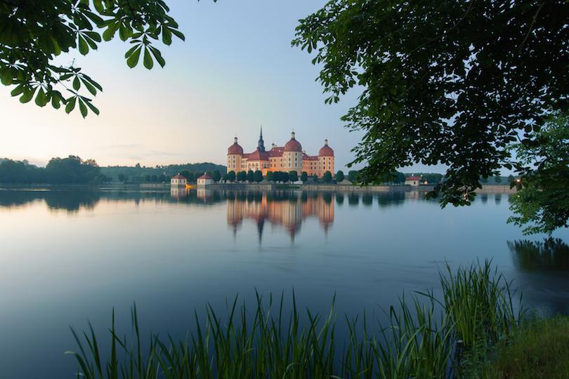 Schlossanlage Moritzburg