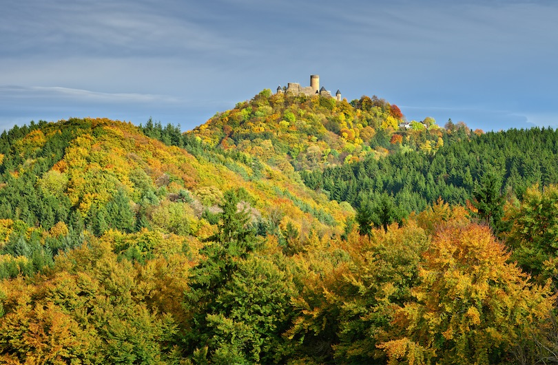 Nurburg Castle
