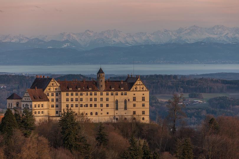 Schloss Heiligenberg am Bodensee