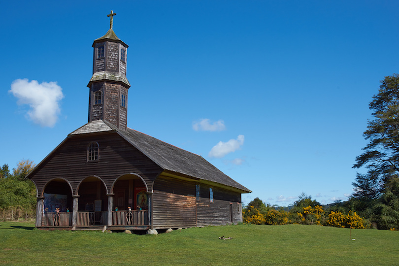 Churches of Chiloe