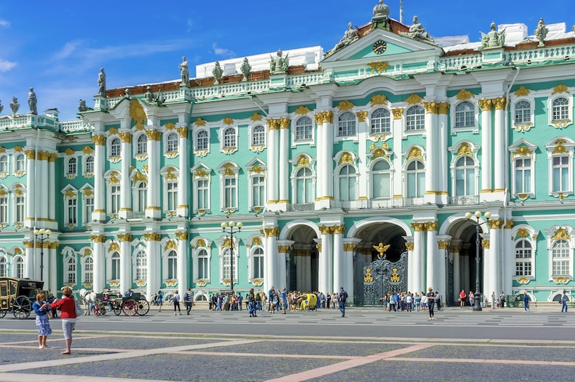 50 Famous Landmarks: The Caucasus & Southern Russia Quiz ...  |Names Famous Russian Landmarks