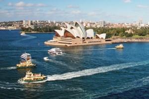 8 Most Famous Landmarks in Australia