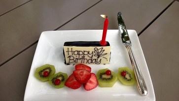 Birthday Cake Dolder Grand Zurich