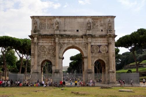 Rome Arco di Constantino