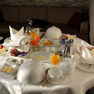 Breakfast Hotel Palace Berlin