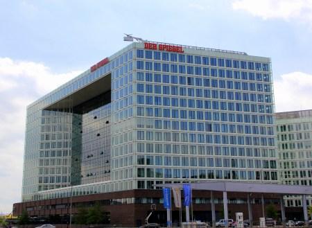 Spiegel Building Hamburg