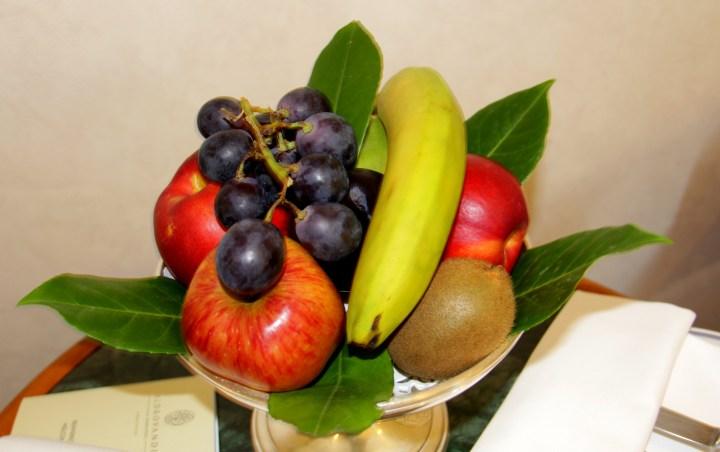 Fruits Aldrovandi Villa Borghese