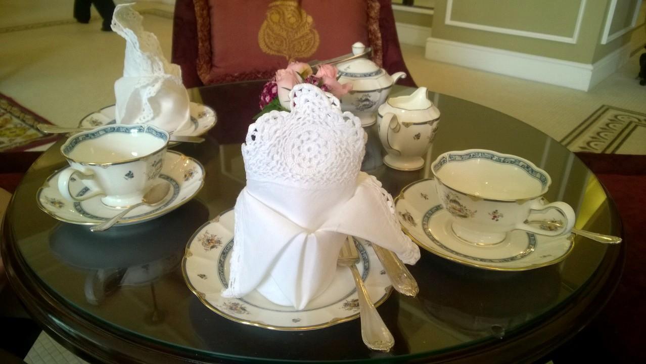 Afternoon Tea Majestic Hotel Kuala Lumpur
