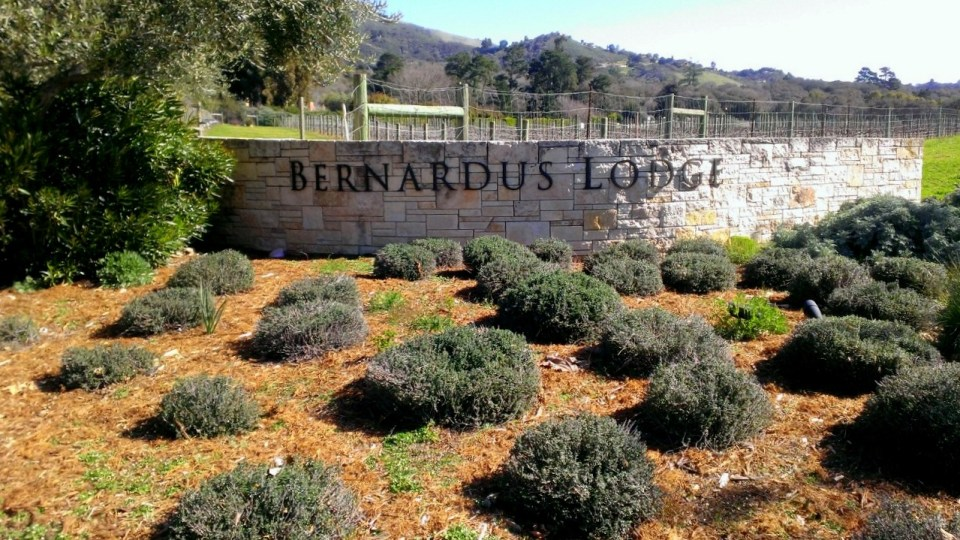 Logo Bernadus Lodge