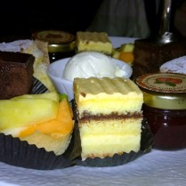 Assorted sweets at Afternoon Tea