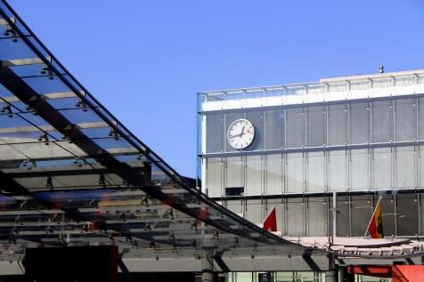 Building central station Bern