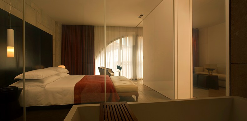 Space to spread out in the Mamilla Suite (Image Source: The Leading Hotels of the World / lhw.com)