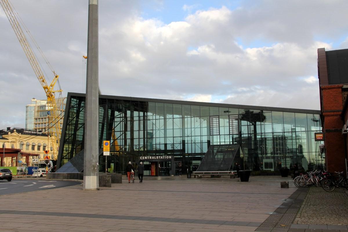 Central Station Malmö