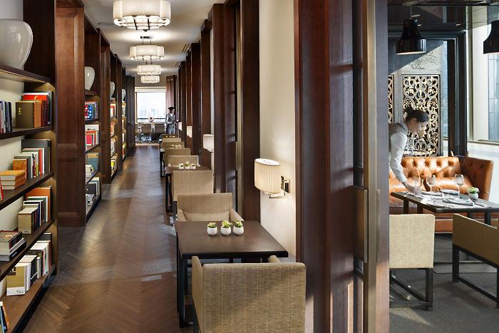 For an extra fee, guests can get club access (Image Source: Mandarin Oriental Guangzhou / mandarinoriental.com)