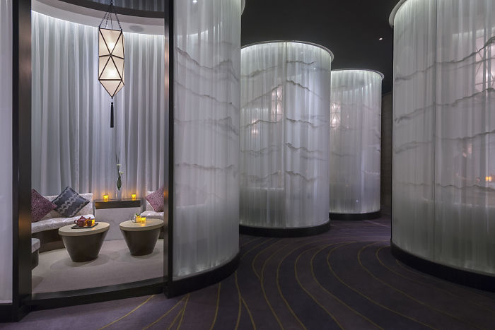 Relaxation Area in the Spa of the Mandarin Oriental Guangzhou (Image Source: Mandarin Oriental Guangzhou / mandarinoriental.com)