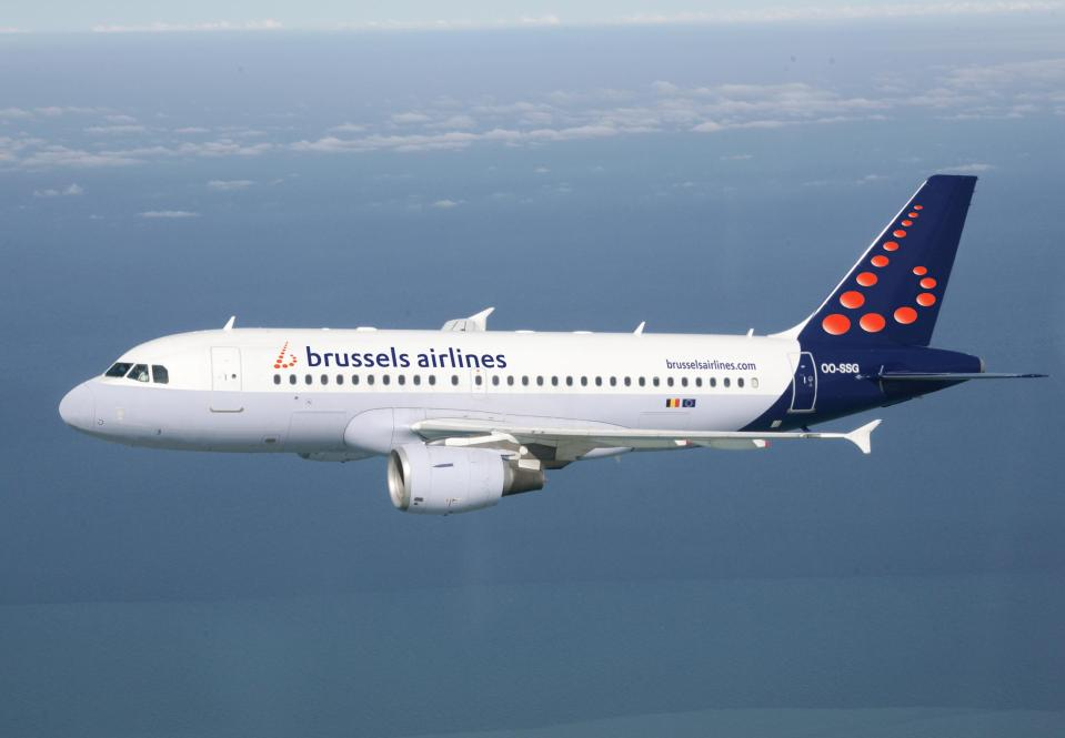 (Image Source: Brussels Airlines / brusselsairlines.com)