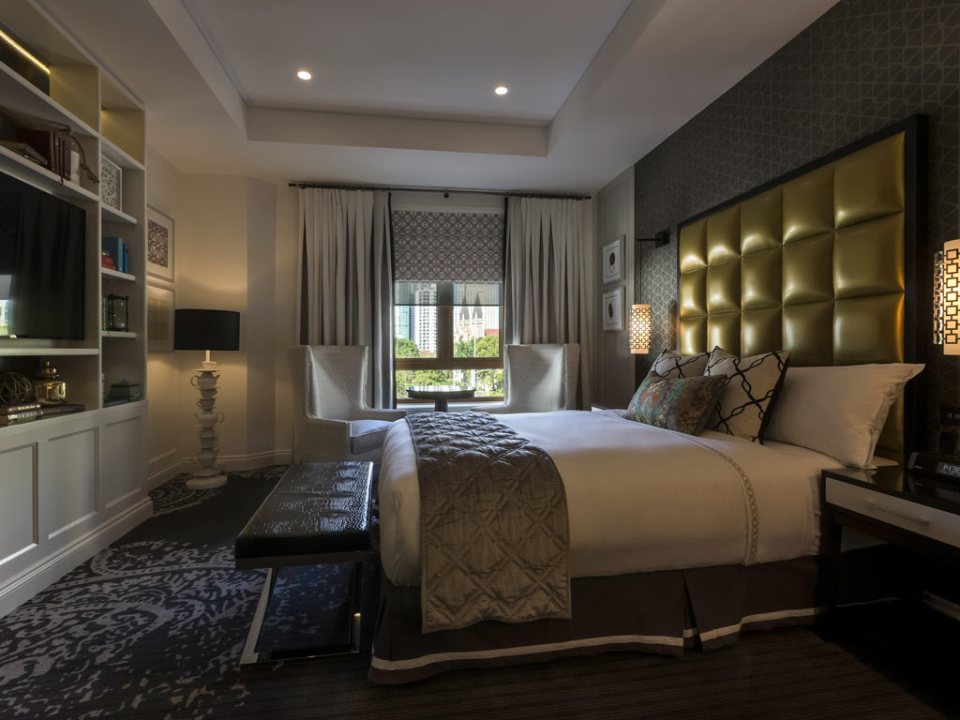 Beautifully designed guestrooms (Image Source: The New Inchcolm Hotel and Suites / mgallery.com)
