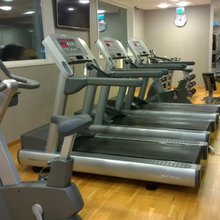 Some treadmills for cardio