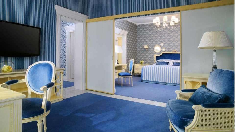 Looking for something special? Opt for a Fashion Suite! (Image Source: Hotel Bristol Odessa / hotelbristolodessa.com)