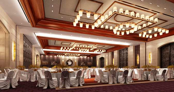 There are also meeting facilities at the Hilton Qingdao Golden Beach (Image Source: Hilton Qingdau Golden Beach / hilton.com)