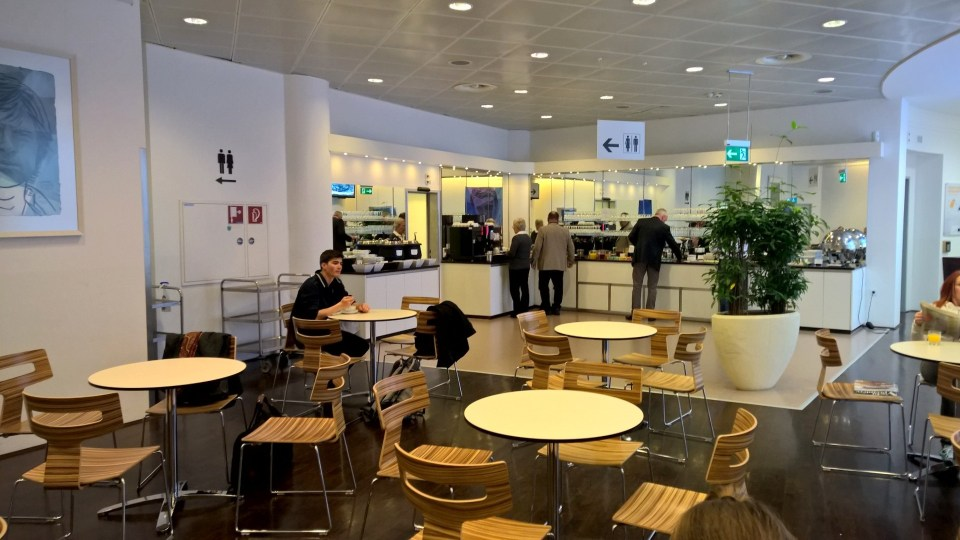 The Jet Lounge Vienna may be used when flying with Air Berlin or Niki